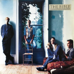 Bible (The) ‎-  The Bible (LP) (EX/VG-EX)